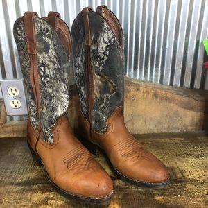 Men's 71/2 Laredo cowboy boots